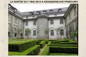 Grange neuve Fribourg 2014
